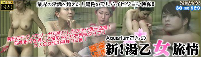 Aquariumさんの 激!!盗撮露天紀行 高画質版
